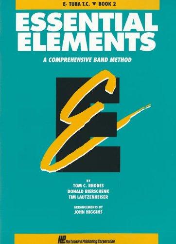 Essential Elements Book 2 - Eb Tuba T.C.