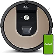 iRobot Roomba 976 WiFi connected Robot Vacuum with Power Lifting Suction - Recharges and Resumes - Ideal for P