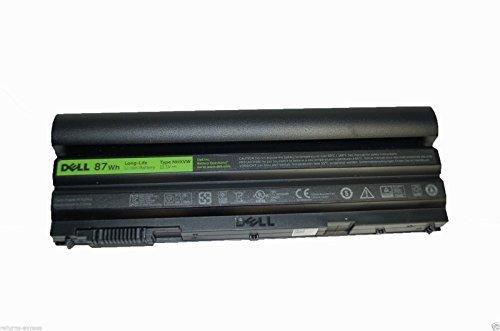 Dell Batterie Latitude E5420 E5520 E6420 E6520 9 cellules 87 Wh