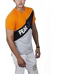 Fugazee Round-Neck Short Sleeves T-Shirt