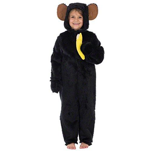 Unbekannt Charlie Crow Schimpanse für Kinder 7-9 ()