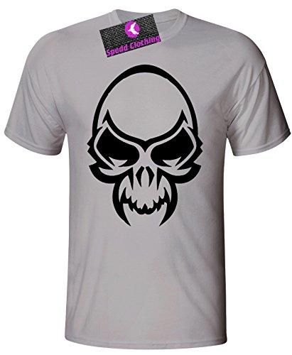 Clothing Spedd vampire skull T-shirt da uomo