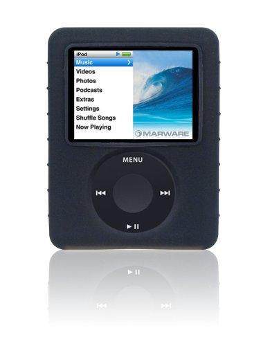 Marware SportGrip für iPod nano 3 schwarz