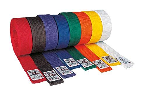 Danrho Taekwondo Judo Ju Jutsu Karate Gürtel 4 cm einfarbig