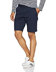 Tommy Hilfiger Mens Cotton Shorts (8907504406609_P7AMN122_P7AMN122_32