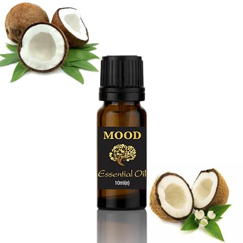 Essential Oils 10ml Pure & Natural Aromatherapy - Choose Fragrance (Coconut)