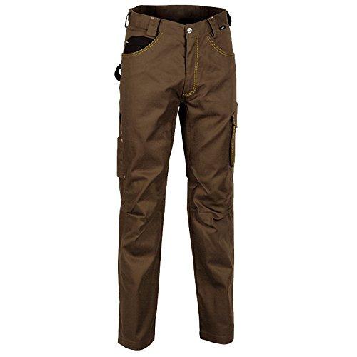 Cofra Culotte Wal Klander Pantalon De Travail 290 G / M² En 340 Genormt 40 - 00 V014, 40-00v01404-50 Boue