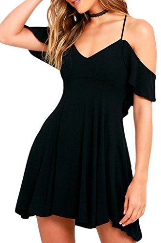dokotoo-da-donna-estate-sweet-sexy-backless-senza-spalline-vintage-skater-dress-black-52-54-xl