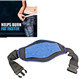 KALOPSIA INDUSTRIES Slimming Massager Belt With Magnetic Vibration Tummy Control Shapewear Fat Burner Workout Fat Cutter Tummy Tucker Waist Weight Loss For Women & Men Size-Adjustable
