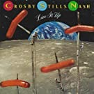 Live It Up by Crosby Stills & Nash (1990) Audio CD