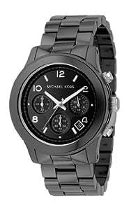 Michael Kors Herren-Armbanduhr XL Chronograph Quarz Keramik MK5164