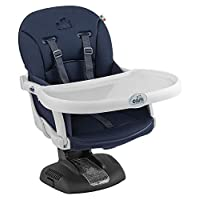 Cam Idea Feeding Booster Seat, Navy Blue, Piece of 1