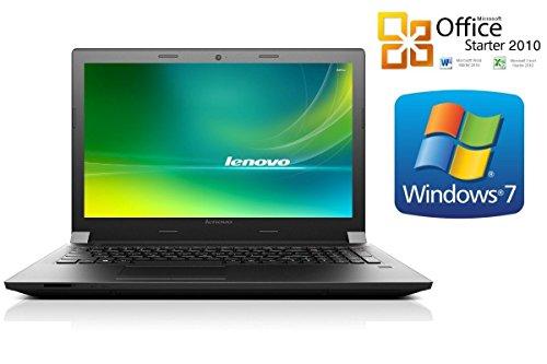 Notebook Lenovo B50, 256GB SSD, 8GB RAM, 39cm (15.6