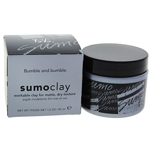 Bumble and bumble SumoClay – Workable clay for matte, dry texture 45ml