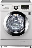 LG F1496AD3 Frontlader Waschtrockner / B / 8 kg / 6 Motion DirectDrive / Smart Diagnosis/ weiß