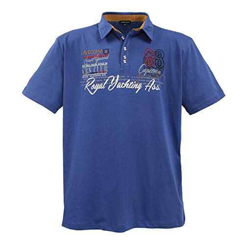 Lavecchia Polo Shirt LV4688IB (8XL)