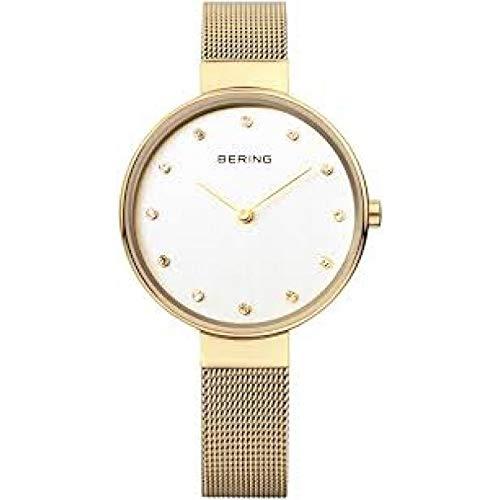 Bering Reloj de Hombre Cuarzo analógico Caja de 12034-334