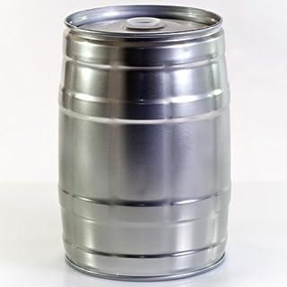 Fass-Frisch '–Barrel aus Metall wiederverwendbar, für Fiesta, 5Liter