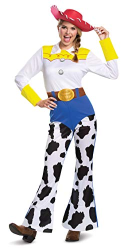 Disney Toy Story - Jessie Classic Adult Costume Toy Story - Jessie Classic Adult Costume Halloween Size: Medium (8-10) (Japan Import)