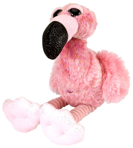 WILD REPUBLIC - PELUCHE SWEET & SASSY FLAMENCO  30 CM (11742)