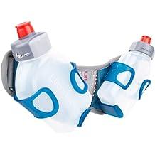 UltrAspire Fusion Holster - Cinturón de hidratación para running, color azul