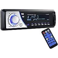 Sannysis - Auto Audio Bluetooth estéreo Unidad Jefe de SD USB MP3 Radio FM