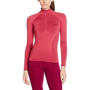 41VgZaMArdL. SS300  - ODLO Women's Evolution Long Sleeve T-Shirt