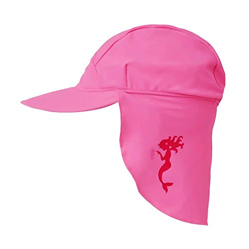 Kids Summer Sun Hat, UPF 50+ Sun Protection Legionnaire Cap for 2-8 Years Girls and Boys