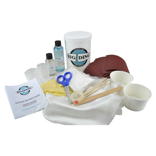 BIG DING Epoxy Surfboard Repair Kit 150ml Resin