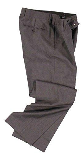 Stones - Klassische Baukasten Anzug Hose in verschiedenen Farben, Omega (6164-51033), Größe:26, Farbe:Grau(340) (Herren Anzug Grau, Farbe)