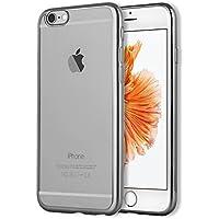 iPhone 6s Plus Custodia, Shamo's® [Shock Absorption] TPU gomma gel