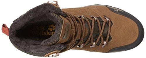 Jack Wolfskin Herren Glacier Bay Texapore High M Trekking-& Wanderstiefel Braun (earth Brown 5510)
