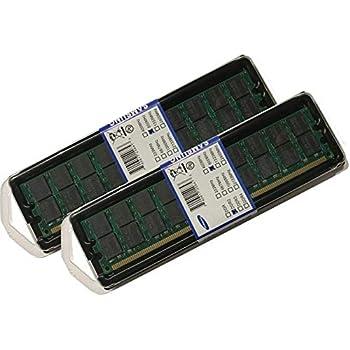 8GB (2 X 4GB) DDR2 800MHZ PC2-6400 Memoria Principal RAM ...