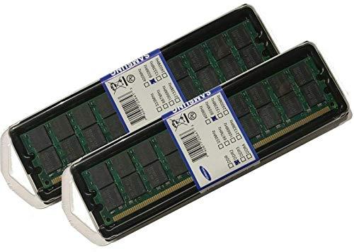 8GB (2 x 4GB) DDR2 800 MHz PC2-6400 Arbeitsspeicher RAM für AMD Systeme -