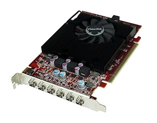 VisionTek 7750 Grafikkarte Eye 6 (2GB; DDR5 PCI Express) (Pci-express Ddr5)