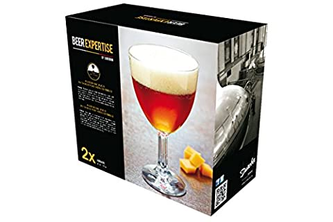 Durobor 72249Abbey Bier Gläser (Set von 2transparent