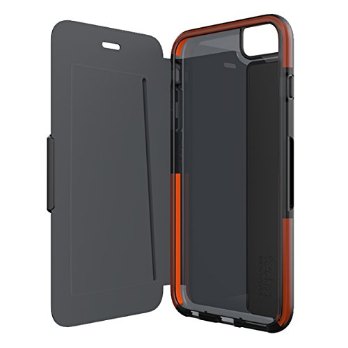 Tech 21 Classic Shell Wallet Schutzhülle in schwarz für Apple iPhone 6 Plus