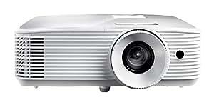 "Optoma HD27e Desktop projector 3200ANSI lumens DLP 1080p (1920x1080) 3D White data projector - data projectors (3200 ANSI lumens, DLP, 1080p (1920x1080), 25000:1, 16:9, 711.2 - 7645.4 mm (28 - 301""))"