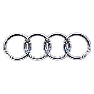 Audi-Zeichen chrom Original A3 / A4 / A6 Tuning Zubehör Audiringe