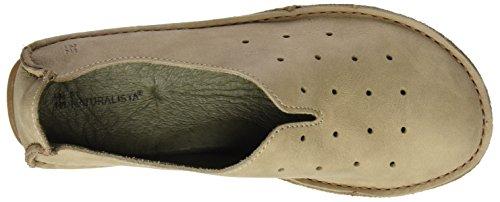 El Naturalista NF88, Scarpe senza lacci Donna Grigio (Piedra)