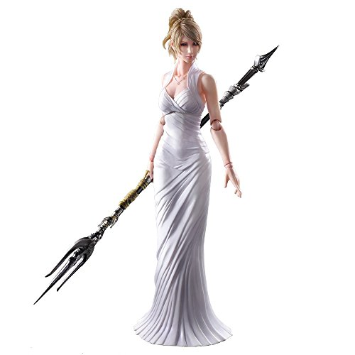 Square Enix square-enixafgsqx255Abysse Final Fantasy XV Play Arts lunafreya Nox Fleuret Action Figur