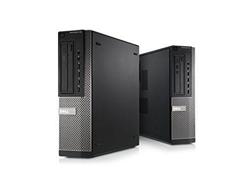 Computer Desktop PC Dell Optiplex 790 - Intel iCORE i5 Quad Core 3,1 gHz - RAM 4 GB - Festplatte 500 GB - Windows 7 Pro Upgrade Free Win 10 - generalüberholt Garantie 3 Jahre