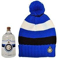 Abbigliamento Inter Cappello Rasta Ponpon FC Internazionale PS 18532 104cff68bdb1
