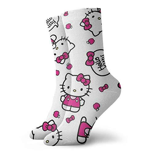 Hello Kitty Socken - Greatbe Nette Hello Kitty Socken Atmungsaktive