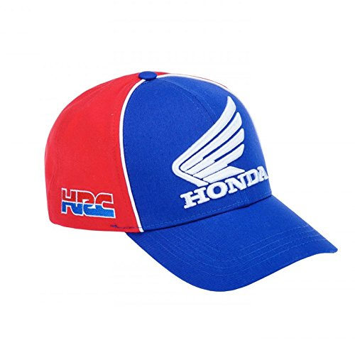HONDA HRC Moto GP Team Blue Wings Baseball Berretto Ufficiale 2018