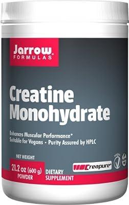 Jarrow Formulas Creatine Monohydrate 600g from Jarrow Industries