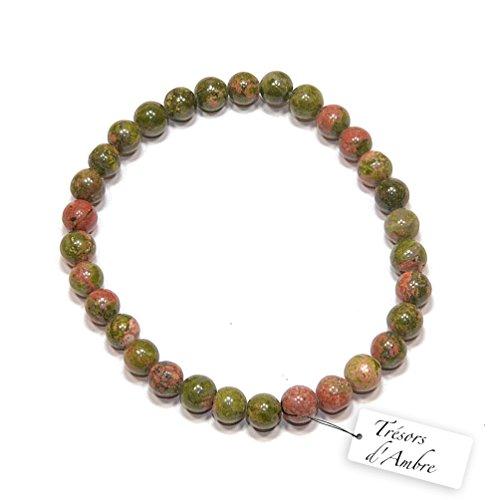 bracelet-boule-en-unakite-perle-de-6mm-lithothrapie-reiki-confiance-en-soi