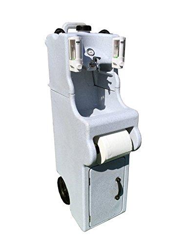 Tasty Trotter Handwäsche Station-Waschtischarmatur Seifenspender in einem,-Einheit