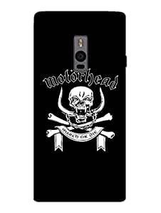OnePlus 2 Back Cover - Motorhead - Designer Printed Hard Shell Case
