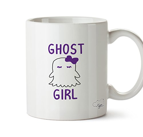Girl 283,5Tasse, keramik, weiß, One Size (10oz) (Halloween-humor Tumblr)